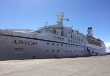 MS Astor Killybegs