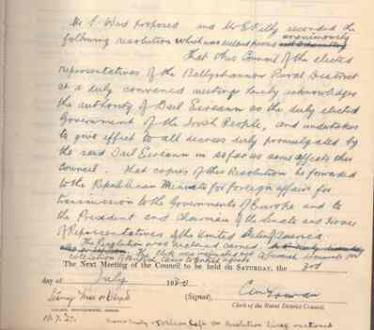 Ballyshannon RDC 1920 resolution