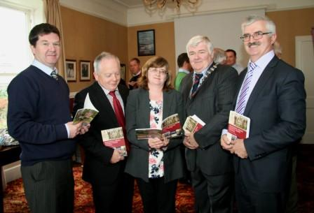 Buncrana Town Council book launch