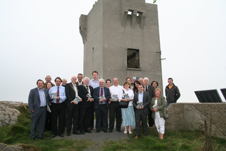 Malin head launch group