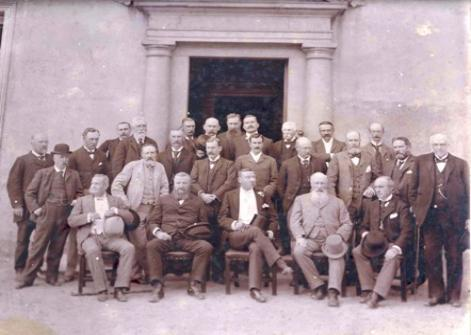 Donegal Grand Jury Members 1899