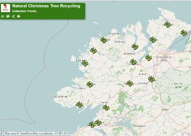 Christmas Tree Recycling 379 x 269