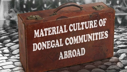 Material Culture of Donegal Suitcase Front Cover