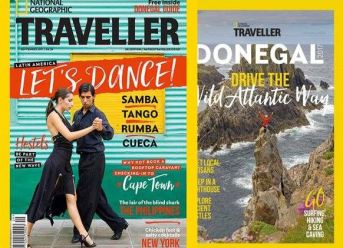 Donegal takes Centre Stage in Top Travel Magazine