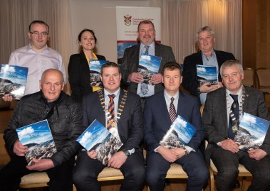 Donegal Tourism Launch Cllrs