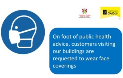 Face Coverings in Council Buildings