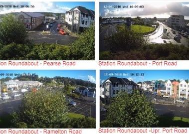 Live Traffic Cams