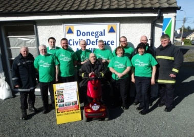 Donegal Civil Defence MND