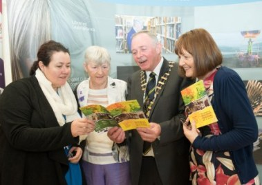 Living Jazz Legend helps celebrates launch of Donegal's Bealtaine 2017 Programme