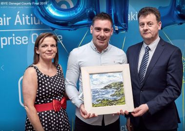 IBYE 2019 Martin O'Reilly, O'Reilly Sports 379x269