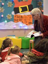 Storytelling Buncrana Library