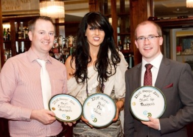 Winners of Donegal Best Young Entrepreneur 379 x 269