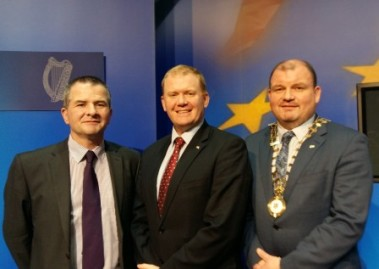 ERDF Funding for LKenny Announcement