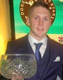 Jason Quigley Donegal Sport Star