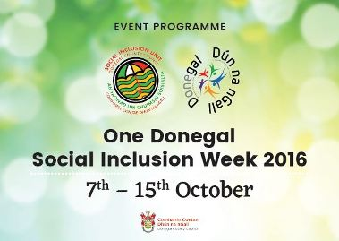 Showcasing positive actions during Social Inclusion Week