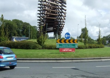 Sponsorship of Roundabouts in Letterkenny 379 x 269
