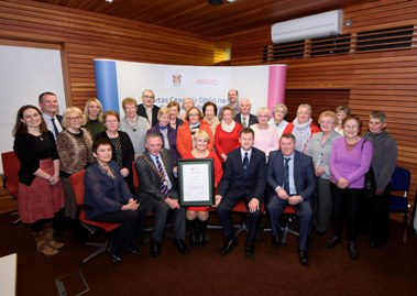 Donegal Pride of Place finalists honoured