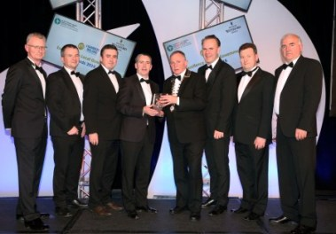 Donegal County Council scoops Excellence in Local Government Award