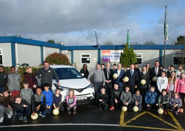 Finn Harps continue to have Road Safety as a priority for new season