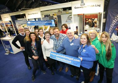 Holiday World Dublin – A great success for Donegal