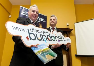 The Discover Bundoran Tourism Partnership has launched their brochure