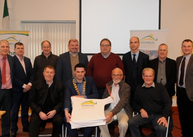 Official Launch of 2017 Donegal Full and Half Marathon