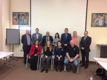 Donegal Youth Council presents to Glenties MD