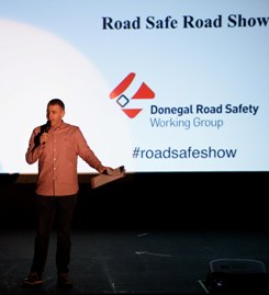 Road Safety Oisin Kelly