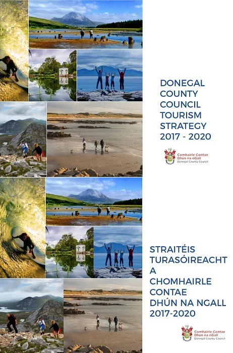 Donegal Tourism Strategy 2017-2020