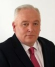 Cllr Frank McBrearty Cathaoirleach Lifford-Stranorlar Municipal District