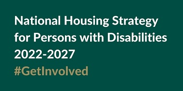 National housing strategy survey for people with a disability