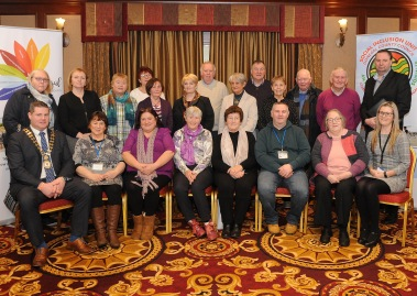 Older Persons Council group