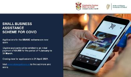New Small Business Assistance Scheme for COVID