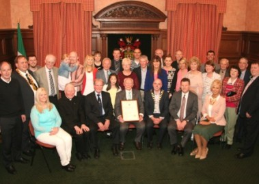 Hugh Gallagher Civic Reception 3