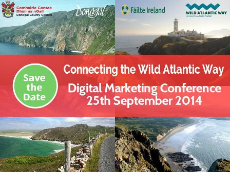 Wild Atlantic Way Conference Image