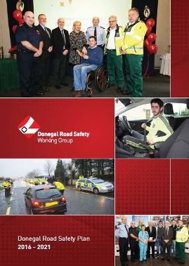 Donegal Road Safety Plan