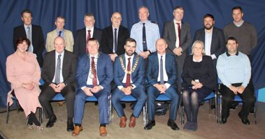 Carndonagh Community School driver launch 379 x 199